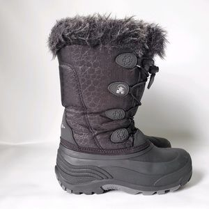 Kamik Warm Winter Fully Insulated Snow Boots
